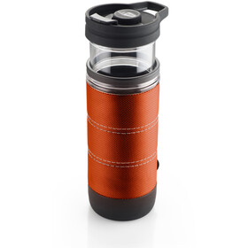GSI Commuter Java Press Mug, orange